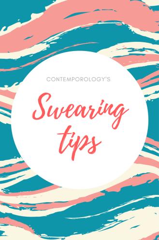 swearing tips